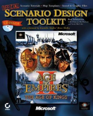 The Age of Kings Official Scenario Design Toolkit [With CDROM] 9780782127713