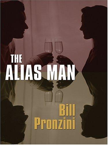 The Alias Man 9780786268207