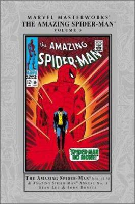 Marvel Masterworks: The Amazing Spider-Man - Volume 5