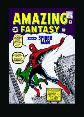 The Amazing Spider-Man Omnibus, Volume 1 9780785124023