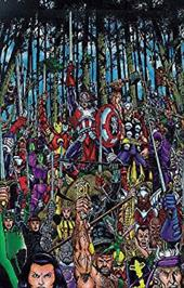 The Avengers: The Morgan Conquest 3051629