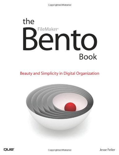 The Bento Book: Beauty and Simplicity in Digital Organization 9780789738127