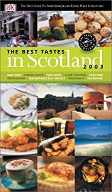 The Best Tastes of Scotland 2003 9780789491978