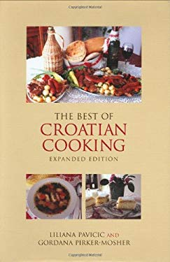 The Best of Croatian Cooking 9780781809887