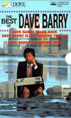 The Best of Dave Barry 9780787104030