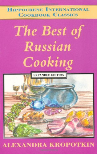 The Best of Russian Cooking 9780781801317
