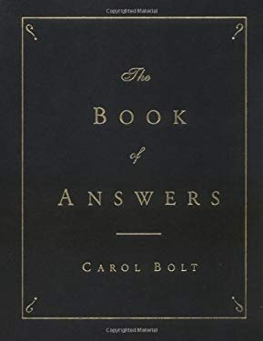 The Book of Answers 9780786865666