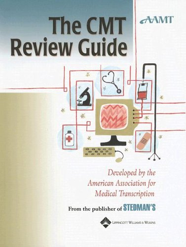 The CMT Review Guide [With CDROM] 9780781760003