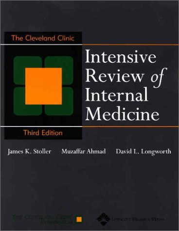 The Cleveland Clinic Intensive Review of Internal Medicine 9780781733724