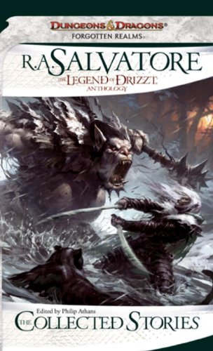 Forgotten Realms: The Legend of Drizzt Anthology: The Collected Stories 9780786957385