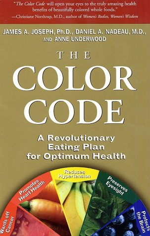 The Color Code: A Revolutionary Eating Plan for Optimum Health 9780786886210