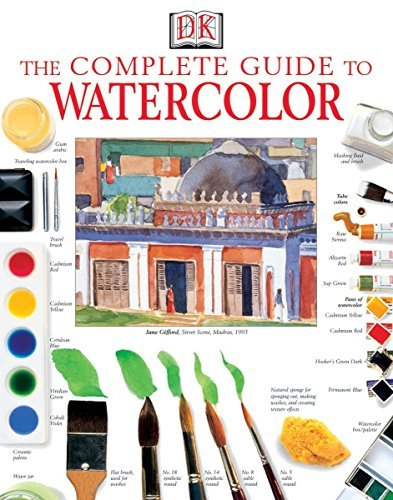 The Complete Guide to Watercolor 9780789487988