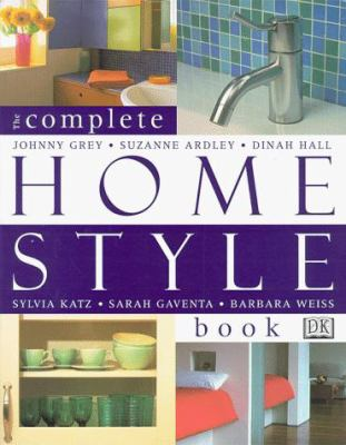 The Complete Home Style Book 9780789437471