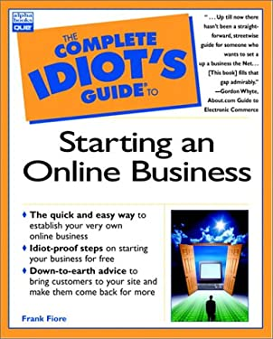 The Complete Idiot's Guide to Successfully Putting Your Business Online 9780789721938