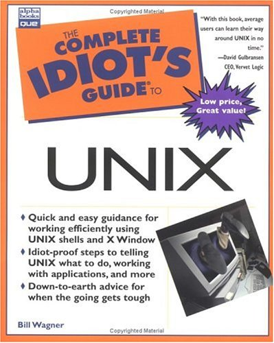 The Complete Idiot's Guide to Unix 9780789718051