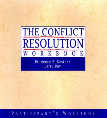 The Conflict Resolution Training Program 9780787955816