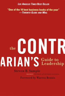 The Contrarian's Guide to Leadership 9780787967079