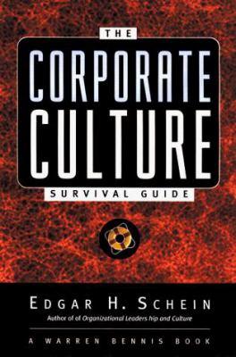 The Corporate Culture Survival Guide 9780787946999