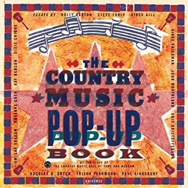The Country Music Pop-Up Book 9780789309808