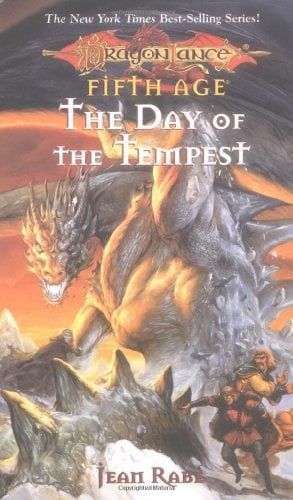 The Day of the Tempest 9780786906680