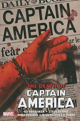 The Death of Captain America Omnibus 9780785138068