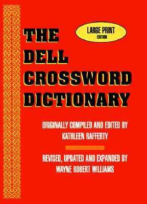 The Dell Crossword Dictionary 9780783812274