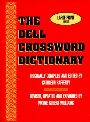 The Dell Crossword Dictionary 9780783812281