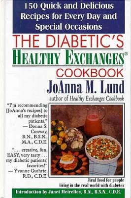 The Diabetic's Healthy Exchanges Cookbook 9780783881997