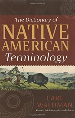 The Dictionary of Native American Terminology 9780785825296
