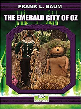 The Emerald City of Oz 9780786284061