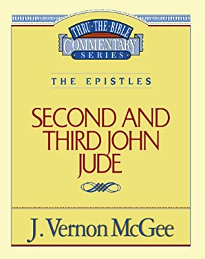 The Epistles: Second and Third John, Jude 9780785208815