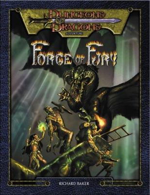 The Forge of Fury 9780786916443