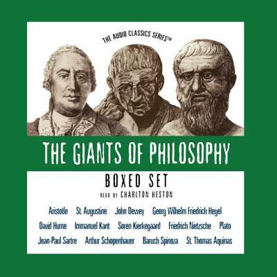 The Giants of Philosophy Boxed Set 9780786158935