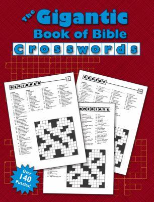 The Gigantic Book of Bible Crosswords 9780784735503