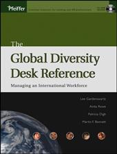 The Global Diversity Desk Reference: Managing an International Workforce [With CDROM]