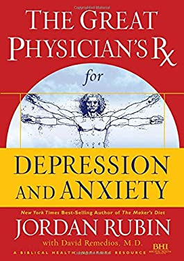 The Great Physician's RX for Depression and Anxiety 9780785219200