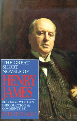 The Great Short Novels of Henry James