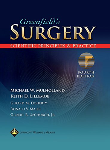 The Greenfield's Surgery: Scientific Principles and Practice 9780781756242