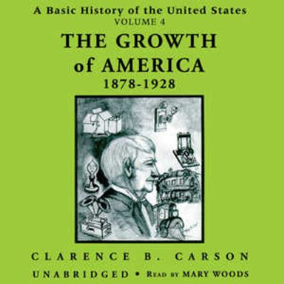 The Growth of America 1878-1928 9780786160174