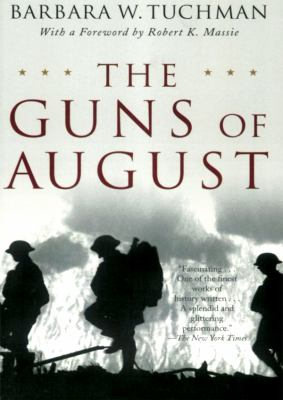 The Guns of August 9780786147793