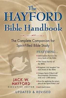 The Hayford Bible Handbook 9780785250395