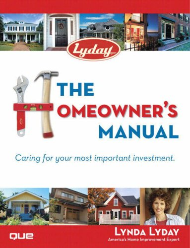 The Homeowner's Manual 9780789734518