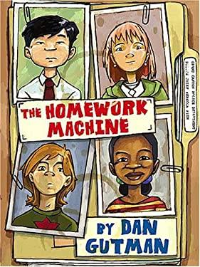 The Homework Machine 9780786288830