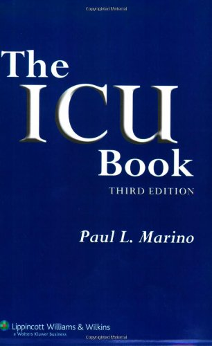 The ICU Book 9780781748025