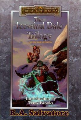 The Icewind Dale Trilogy: The Crystal Shard/Streams of Silver/The Halfling's Gem 9780786915576