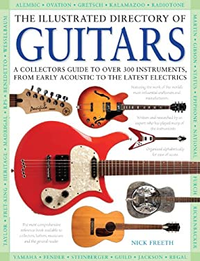 The Illustrated Directory of Guitars 9780785828006