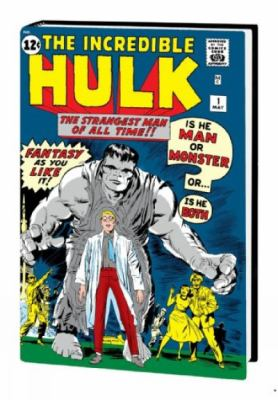The Incredible Hulk - Volume 1 9780785129387