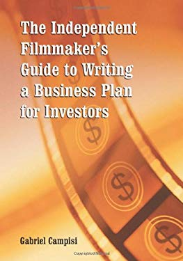 writing a business plan for investors