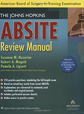 The Johns Hopkins ABSITE Review Manual 9780781791786