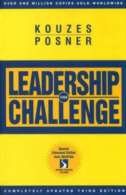 The Leadership Challenge [With CDROM] 9780787974008